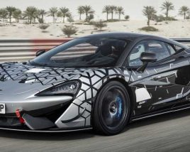 McLaren 620R 2020 3D model