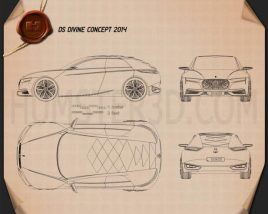 DS Divine Concept 2014 Blueprint