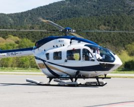 3D model of Eurocopter H145