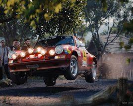 The Legend of 7707KW - Polskie Porsche