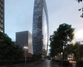Mode Gakuen Cocoon Tower - Tokyo