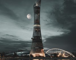 Aspire Tower - Doha, Qatar