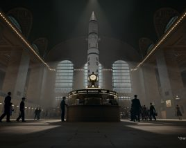 Grand Central Terminal, 1957