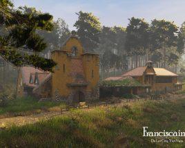 Franciscaines - Da Lat city