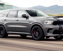 Dodge Durango SRT Hellcat 2021 3D model