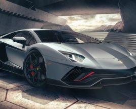 Lamborghini Aventador 2022 3D model