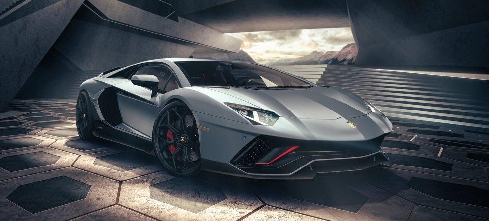 Lamborghini Aventador 2022