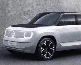 Volkswagen ID Life 3D model