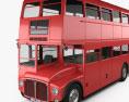 AEC Routemaster RM 1954 3d model