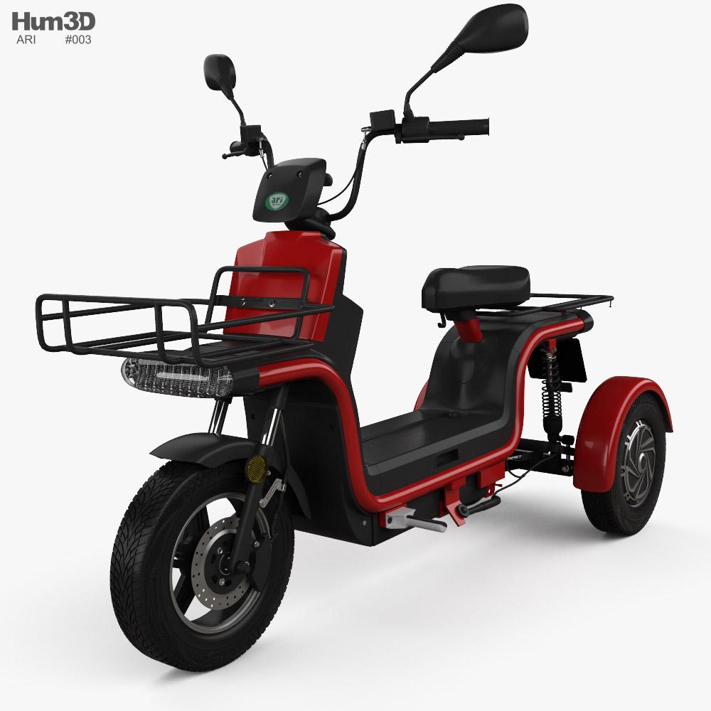 ARI 145 2021 3d model