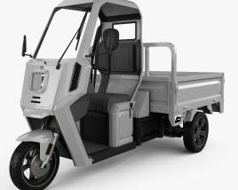 ARI 345 Pickup 2021 3D model