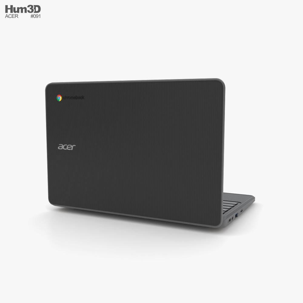 Acer Chromebook 511 C741 3d model
