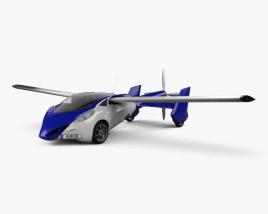 3D model of Aeromobil 3.0 2014