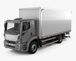 Agrale 14000 Box Truck 2012 3D model