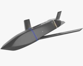 AGM-158C LRASM 3D model