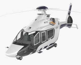 Airbus Helicopters H160 3D model
