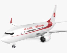 3D model of Boeing 737-700C