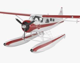 De Havilland Canada DHC-2 Beaver 3D model