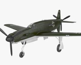 Dornier Do 335 Pfeil Modello 3D