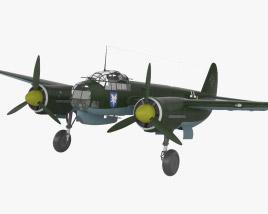Junkers Ju 88 3D model
