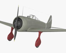 3D model of Nakajima Ki-27