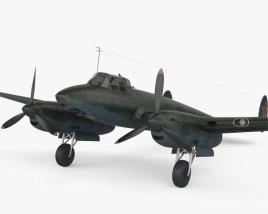 3D model of Petlyakov Pe-2