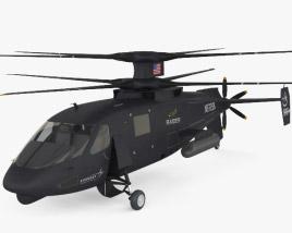 Sikorsky S-97 Raider 3D model