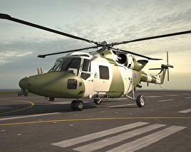 3D model of Westland Lynx AH 9