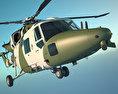 Westland Lynx AH 9 3d model