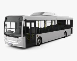3D model of Alexander Dennis Enviro200H Bus 2016