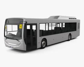 3D model of Alexander Dennis Enviro350H Bus 2016