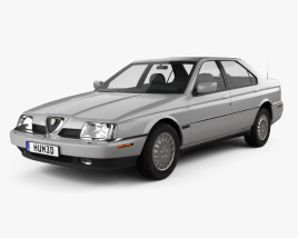 3D model of Alfa Romeo 164 LS 1994