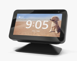 3D model of Amazon Echo Show 5 Charcoal