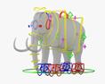 Mammoth HD 3d model