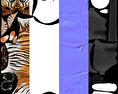 Tiger HD 3d model