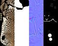 Leopard HD 3d model