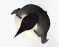 皇帝企鹅 3D模型