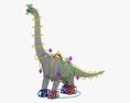 Brachiosaurus HD 3d model