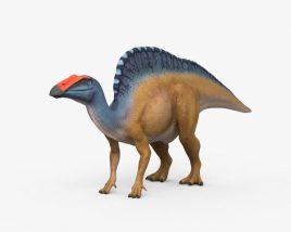 Ouranosaurus HD 3D model