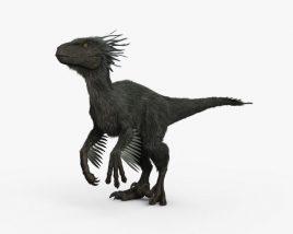 Raptor HD 3D model