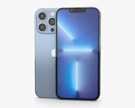 Apple iPhone 13 Pro Sierra Blue 3D model