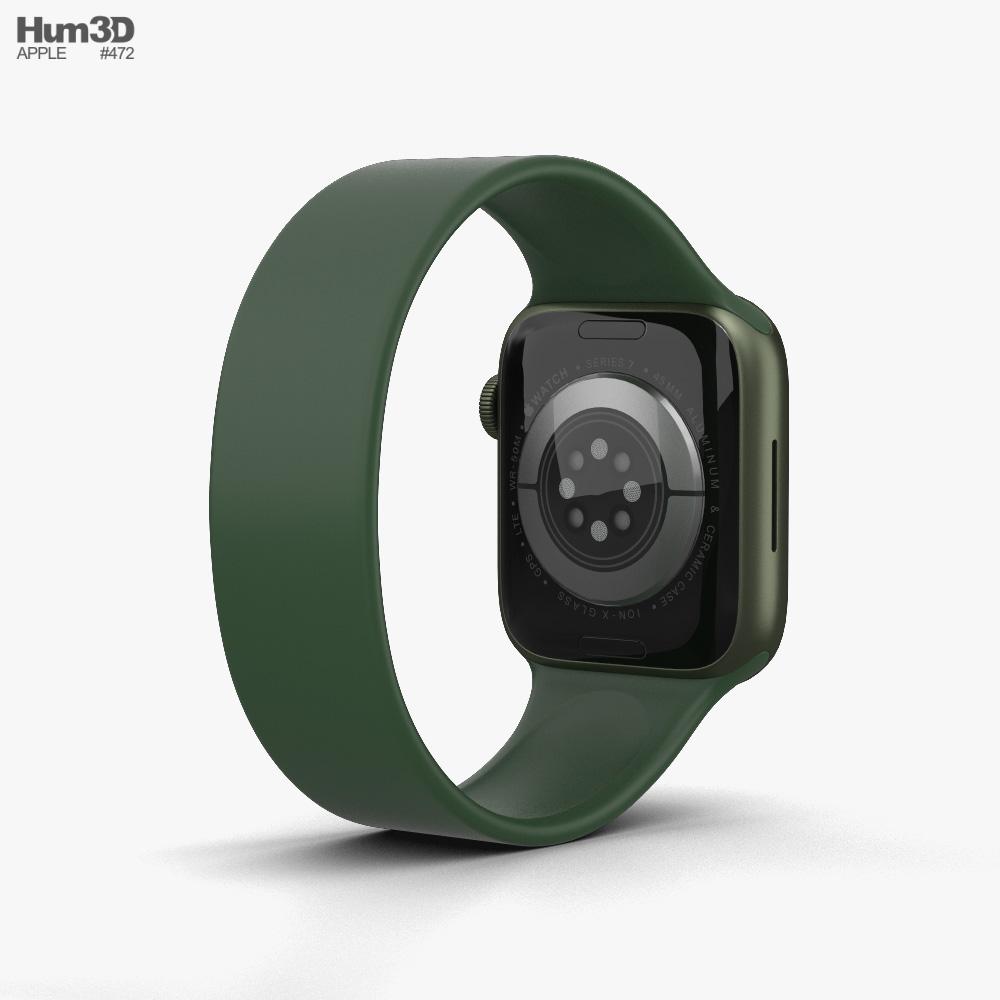 Apple Watch Series 7 Modelo 3D