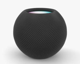Apple HomePod Mini Space Gray 3D模型