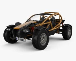 3D model of Ariel Nomad 2015