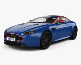3D model of Aston Martin Vantage N430 2015