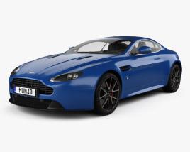 3D model of Aston Martin V8 Vantage S 2015