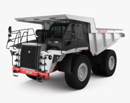 3D model of Astra RD50 Dump Truck 2010