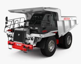 3D model of Astra RD40 Dump Truck 2011