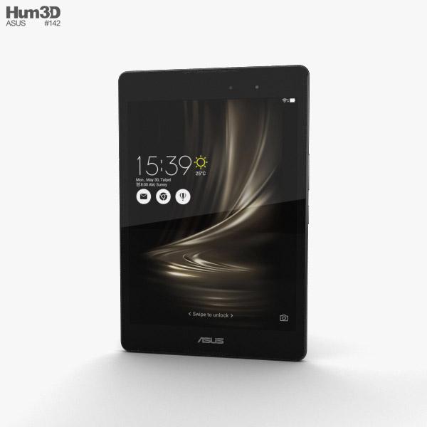 Asus Zenpad 3 8.0 Black 3D model