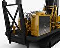 Atlas-Copco PV-271 Drill Rig 2017 3d model